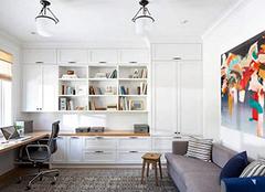 低层高房子巧妙装饰小技巧 视觉上挑高楼层