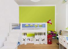 装修儿童房选择地板优点有哪些 安全才是最重要的