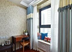 客厅飘窗窗帘搭配小窍门 窗帘选购这么来