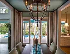 餐厅灯饰选的好还要搭的好 不同风格餐厅灯饰的搭配技巧