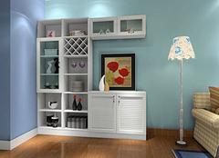 不同风格客厅如何选择装饰柜 因地制宜帮你选择