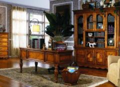 设计书房家具的注意事项 这三方面是重点