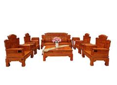 红木沙发挑选的四大要领 还你高品质生活