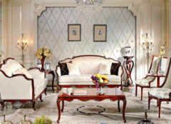 欧式家具雕花的主要种类 打造不一样的美感