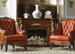 欧式家具主要材质有哪些 这四种很常见