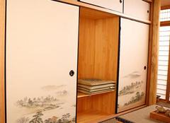 装修选择日式推拉门 为家居带来禅意享受