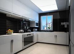 厨房装修四个小技巧 让厨房更实用