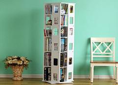 如何选购旋转书架 给书本一个舒适的家