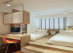 地台设计要点有哪些 因势利导打造家居空间
