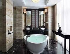 卫浴怎么装修才显大 四个绝招为你奉上