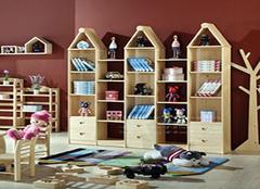 常见儿童储物柜材质有哪些 用心为孩子做好选择