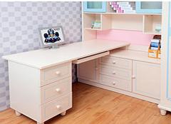  转角书桌的材质有哪些 好材质才有好书桌