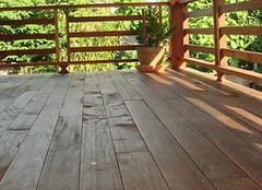 开放式阳台要注重防水装修 还你更加美观的阳台