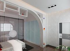 卧室隔断有哪些装修选择 这些方法总有一款适合你