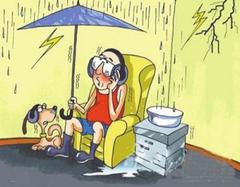 """""""屋漏偏遭连阴雨""""教你房屋漏水的修补办法都是哪些"""