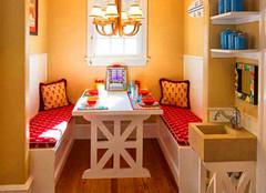 小户型餐厅设计的要领 就是这么温馨