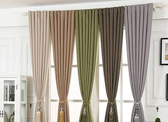 客厅窗帘颜色搭配参照 不一样的客厅风光