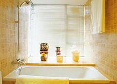 浴室日常清洁的要领 舒适又健康