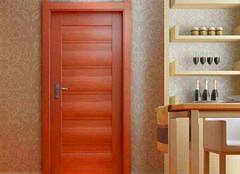 室内木门选购的四个细节 你注意过几个?