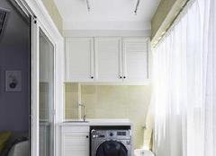 阳台吊柜安装说明 增加你的储物空间
