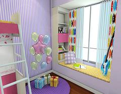 儿童房设计的四个标准 用心打造快乐天地