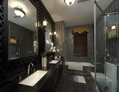 卫浴间浴室柜储藏洗漱用品 它的防潮措施都有哪些