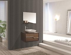 不同材质特点不同 定制浴室柜选择什么材质比较好