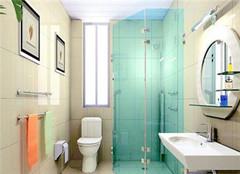 卫浴如何装修设计更加的合理 做好这三点就行了