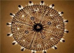 水晶灯具质量好坏如何辨别 应该注意哪些呢