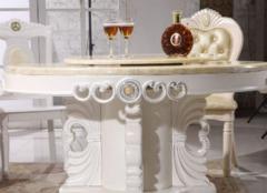 大理石餐桌怎么保养比较好 为您营造干净的用餐台面