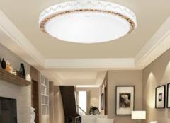 客厅灯具多大比较合适 照亮客厅每一个角落