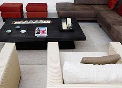 茶几选购不仅要看沙发 家具质量也是衡量标准