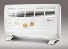 电取暖器有哪些类型 凛冬来了也不怕