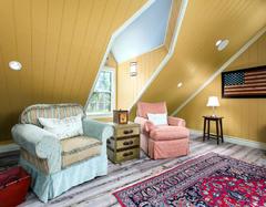 阁楼空间有哪些改造方法 美到冒泡
