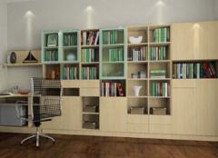 书柜主要有哪些种类 打造不一样的书房