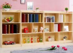 儿童书架要达到什么要求 安全最重要