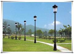 选购庭院灯的三个方面 户外照明靠它了