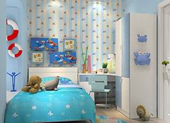 儿童房设计的五个细节 让孩子快乐长大