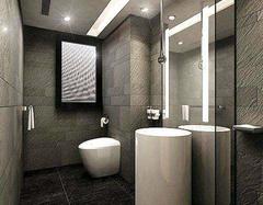 卫浴间怎么装修比较实用 拒绝不实用