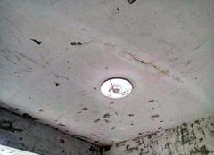 天花板漏水有哪些解决办法 你确定都知道