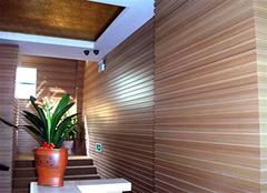 安装生态木墙板的小诀窍 做自己的装修达人