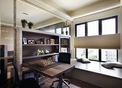 开放式书房设计小诀窍 便捷又实用
