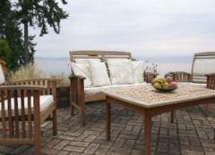 户外家具主要有哪些材质 这四种最常见