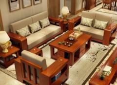 实木沙发怎么清洗才对 其实很简单