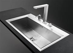 不锈钢水槽的优劣鉴别方法 指南来了