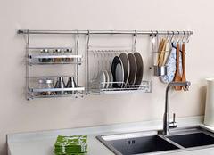 厨房挂件安装原则有哪些 合理安装使用才更方便