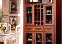 如何判断红木酒柜的质量好坏 引领饮酒新潮流