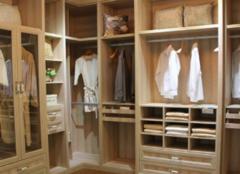 开放式衣柜怎么保养比较好 重点是这六个方面
