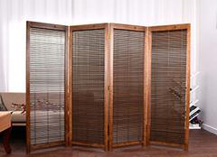 家用屏风有哪些形态分类 感受和谐宁静之美