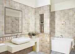 卫生间瓷砖铺贴注意问题 几大装修细节要注意
